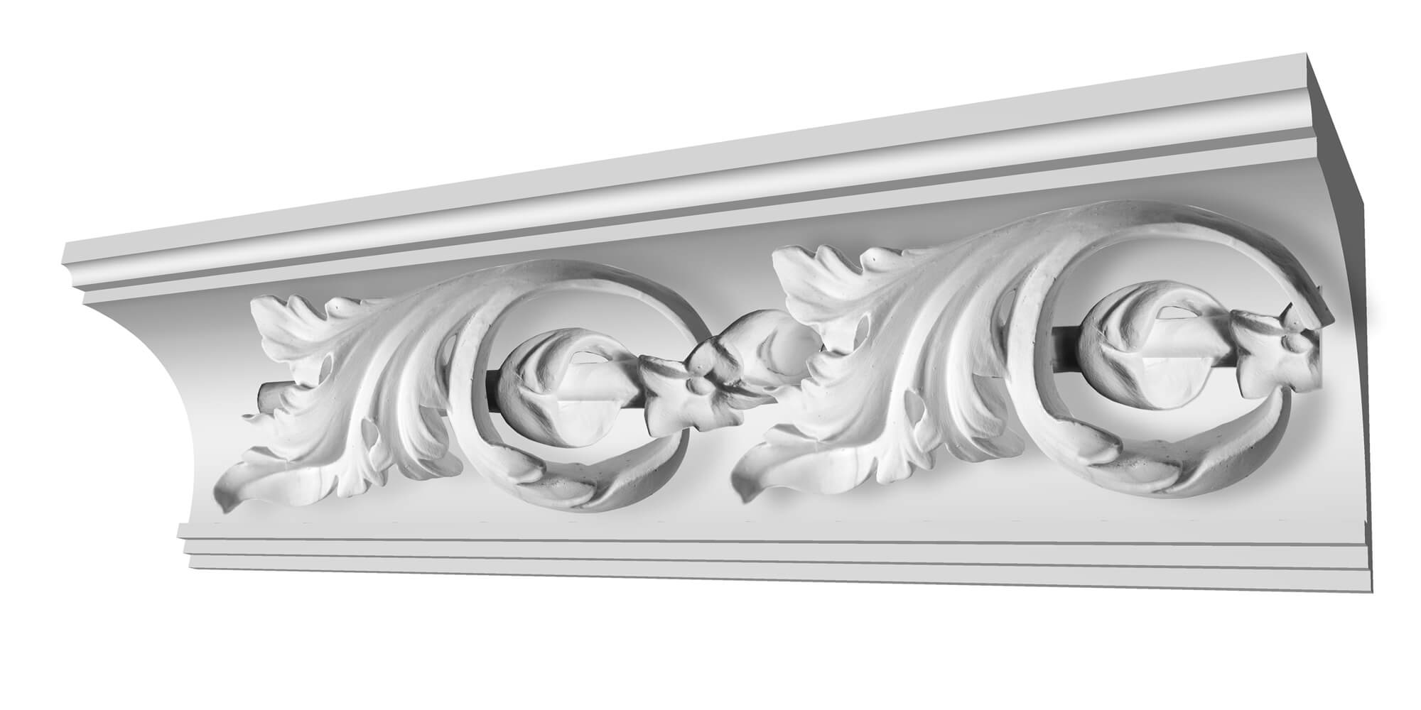 SUCCOTH PLASTER COVING DECORATION
